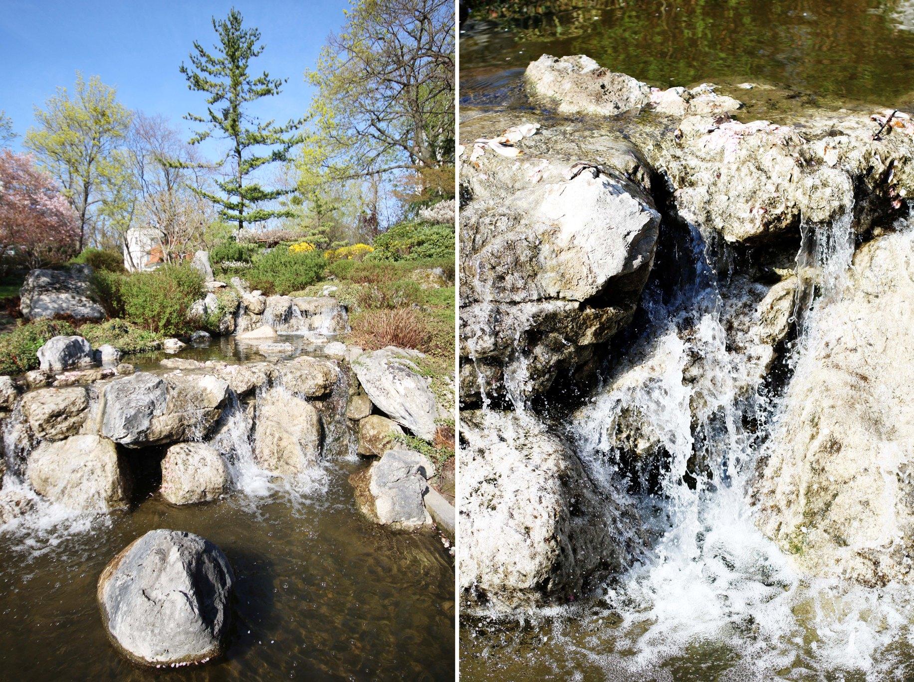 Setagaya japanese garden in vienna vienna insider for 7194 garden pond