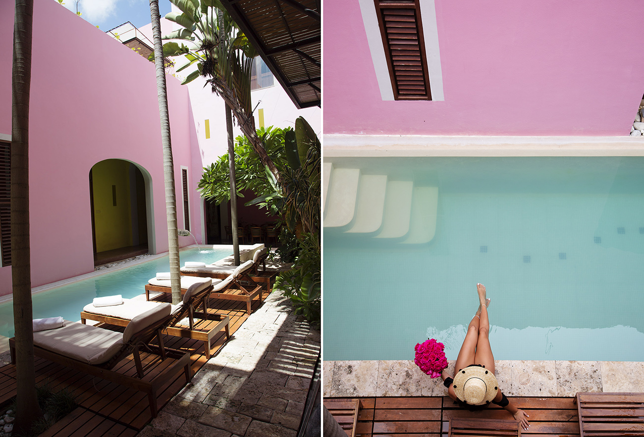 Rosas Xocolate Boutique Hotel And Spa Pink Dream In Merida